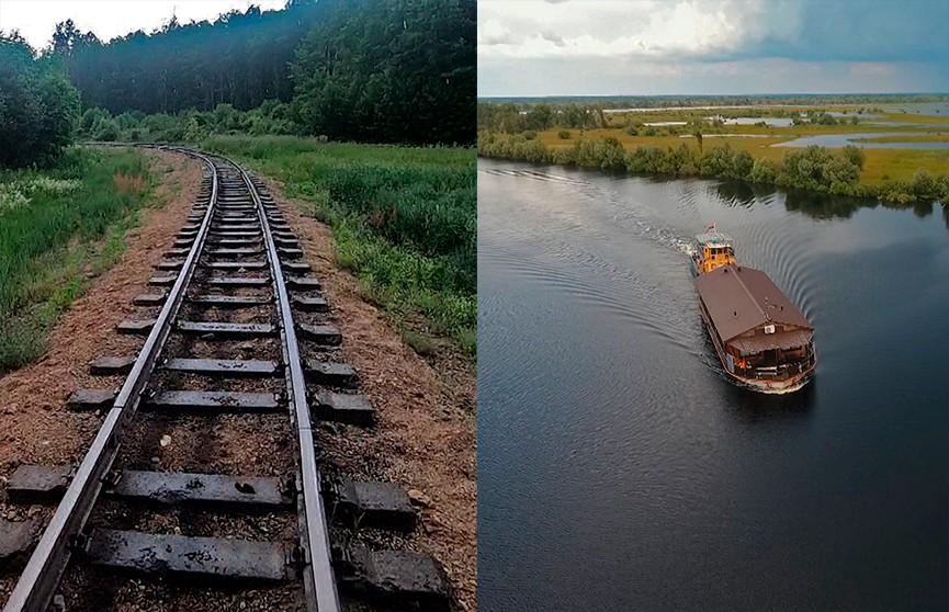 Мотодрезина для прогулок, бонды с юшкой, рыбалка на щуку и сома: новые горизонты белорусского туризма