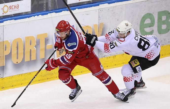 Минская «Юность» одержала вторую победу в финальной серии чемпионата Беларуси по хоккею