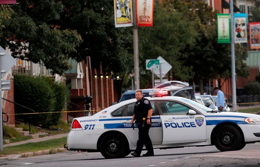 Два человека погибли при стрельбе в американском Рочестере