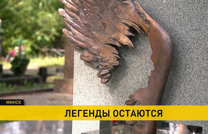 В Минске открыли памятник режиссеру Борису Луценко
