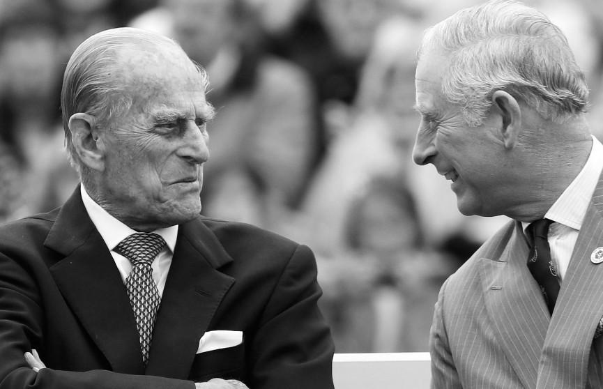 Принц Филипп незадолго до смерти обратился к Чарльзу с тремя просьбами