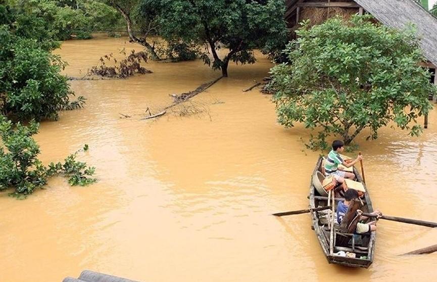 Пять человек погибли из-за наводнений во Вьетнаме