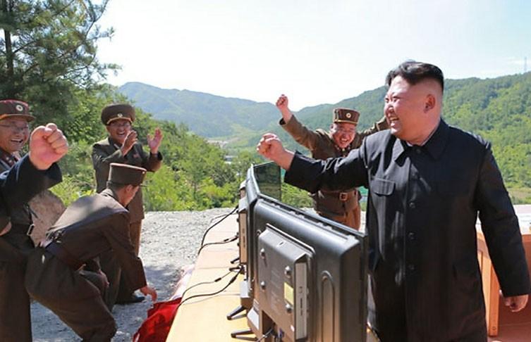 КНДР провела испытания нового оружия