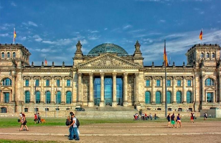 Из-за пандемии Германия потеряла 10,1% ВВП