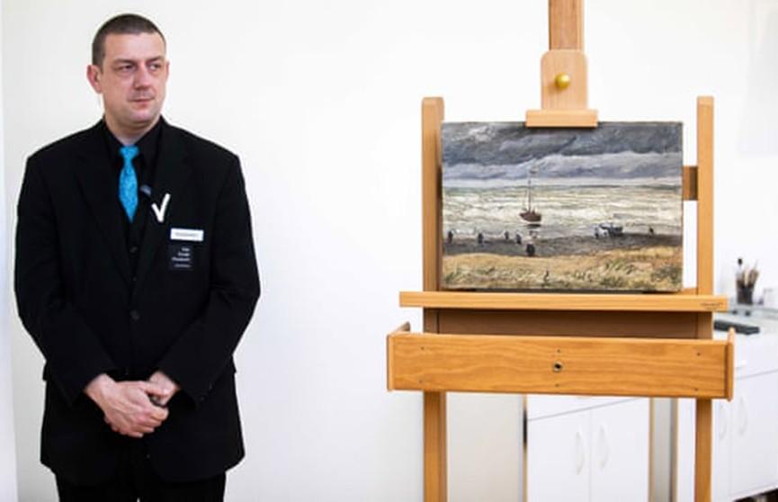 Украденные картины Ван Гога покажут в Амстердаме