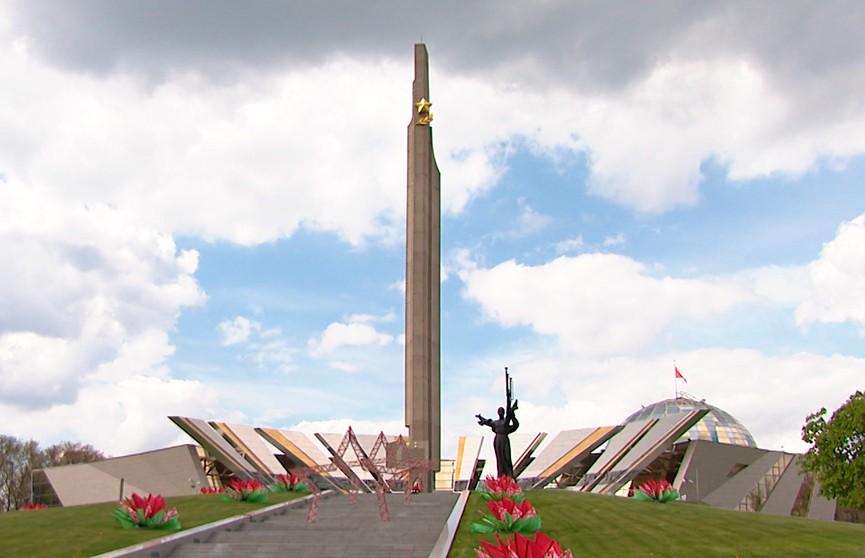 День Победы: план праздничных мероприятий в Минске
