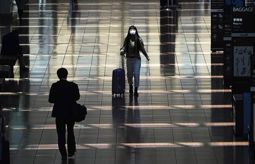 Япония запретила въезд в страну всем иностранцам