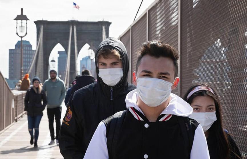 За сутки в мире зарегистрировано более 585 тысяч новых случаев заражения коронавирусом