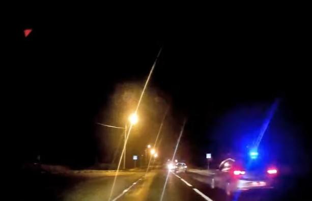 Сотрудники ГАИ со стрельбой останавливали пьяного водителя в Брестском районе (ВИДЕО)