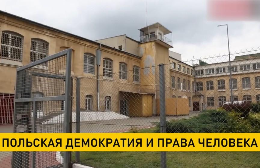 Задержанный польскими спецслужбами правозащитник и журналист Януш Недзвецки не может встретиться с адвокатом