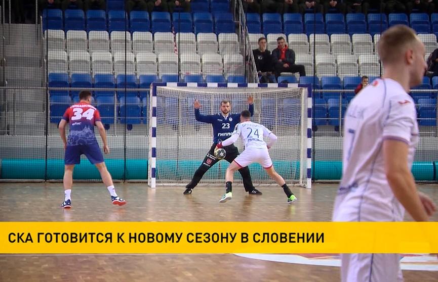 Гандболисты СКА проведут подготовку к новому сезону в Словении
