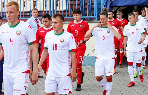 Португальцы разгромили молодежную сборную Беларуси в отборе на чемпионат Европы