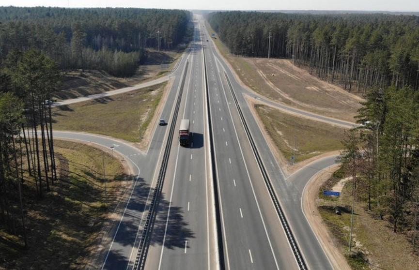 На трассе Минск – Гродно снижен скоростной режим