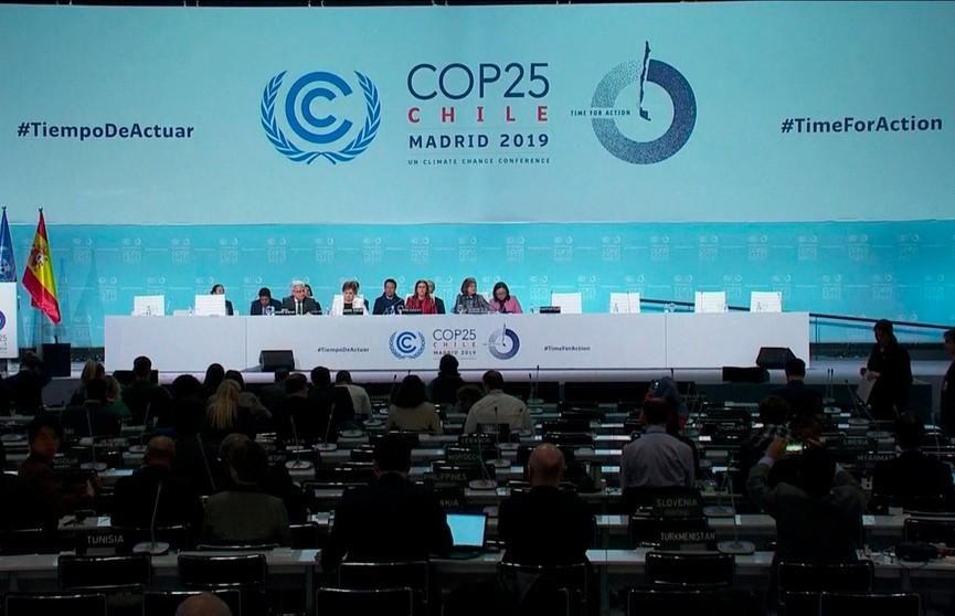 Конференция ООН по климату завершилась в Мадриде: Беларусь и еще почти 200 стран решили усилить борьбу с проблемами окружающей среды