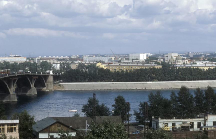 В Иркутской области – землетрясение магнитудой 5,9
