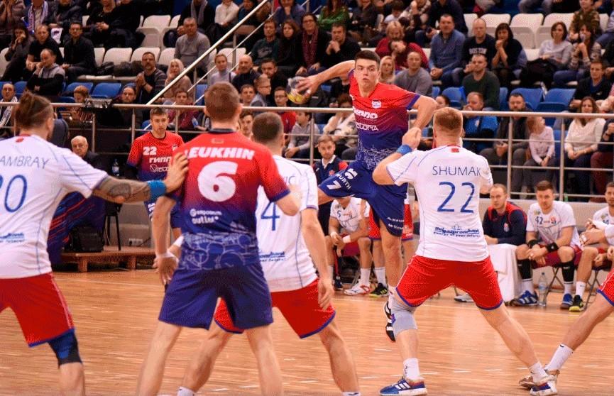БГК обыграл СКА в чемпионате Беларуси по гандболу
