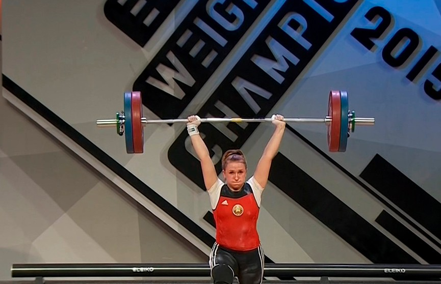 Анастасия Михаленко не смогла добраться до пьедестала ЧЕ по тяжёлой атлетике в Батуми