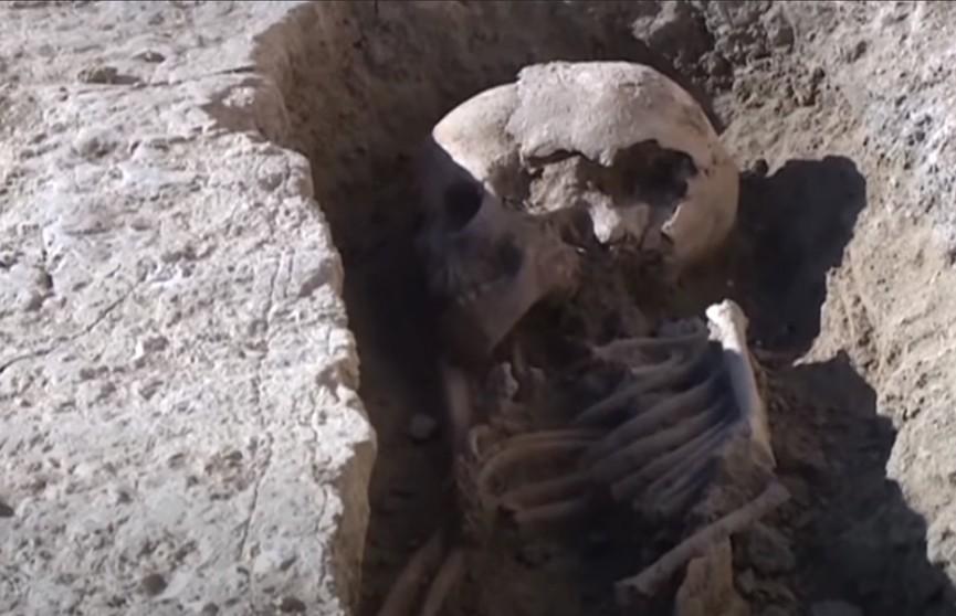 В испанской провинции Сарагоса обнаружен некрополь VIII века