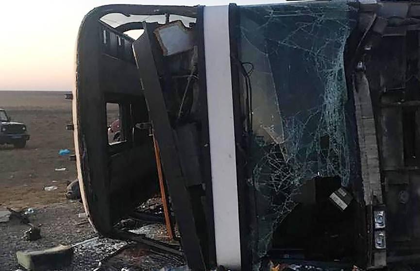 17 человек пострадали в ДТП с рейсовым автобусом в Дагестане
