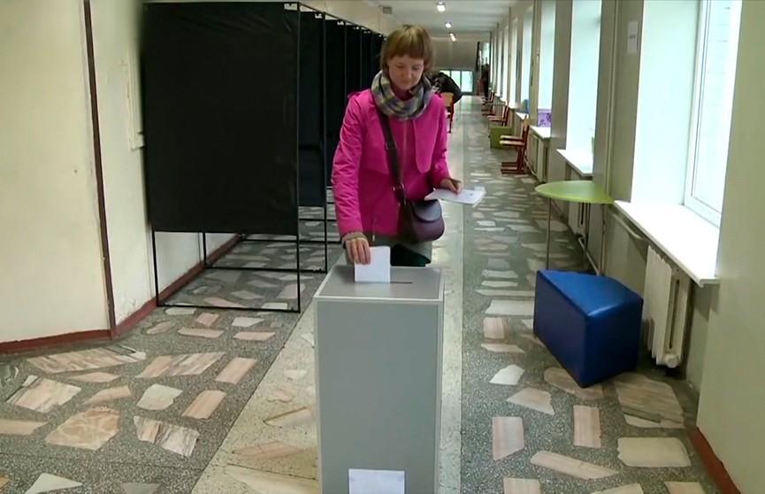 В Литве проходит второй тур президентских выборов