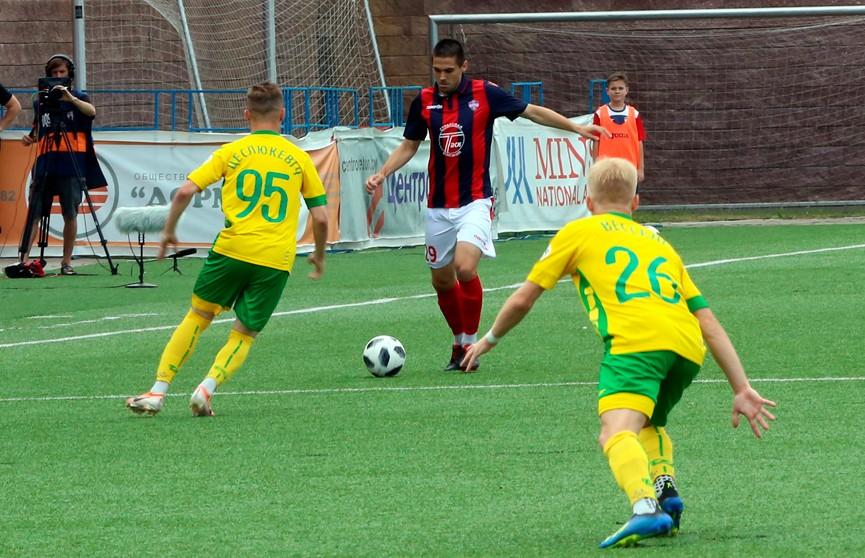 Стартовал 11-й тур чемпионата Беларуси по футболу