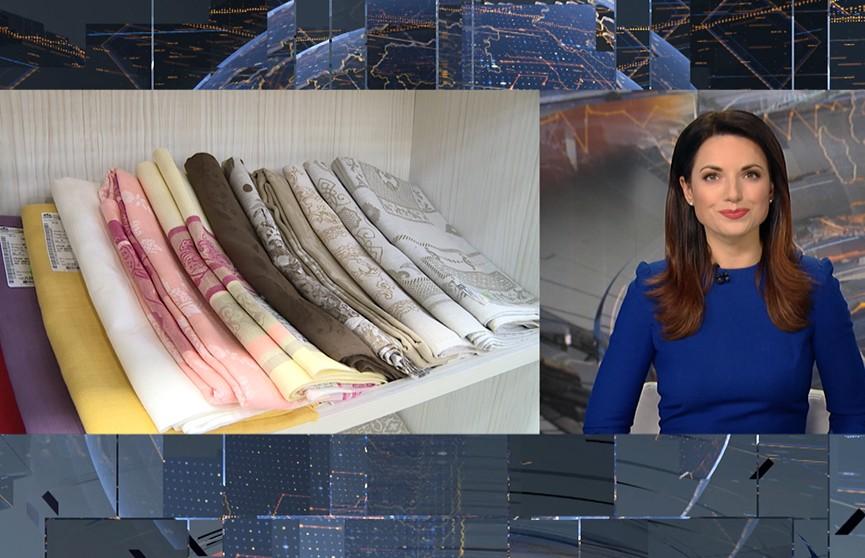 Белорусский лён представят на крупнейшей выставке текстиля во Франкфурте