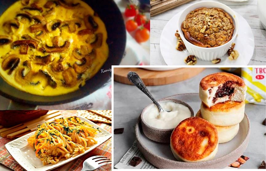 Топ-5 вкуснейших и быстрых завтраков. А 3-й вариант вы захотите приготовить прямо сейчас!
