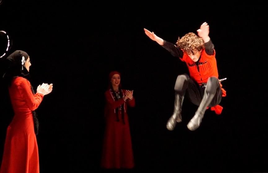 Кавказские страсти среди зимы: грузинский шоу-балет LELO выступит в Минске