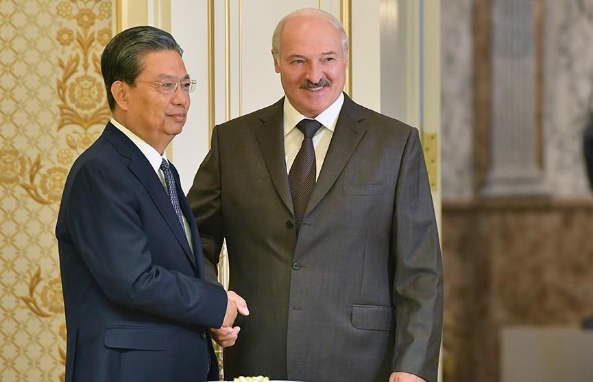 Беларусь-Китай: что обсуждали Александр Лукашенко и Чжао Лэцзи?