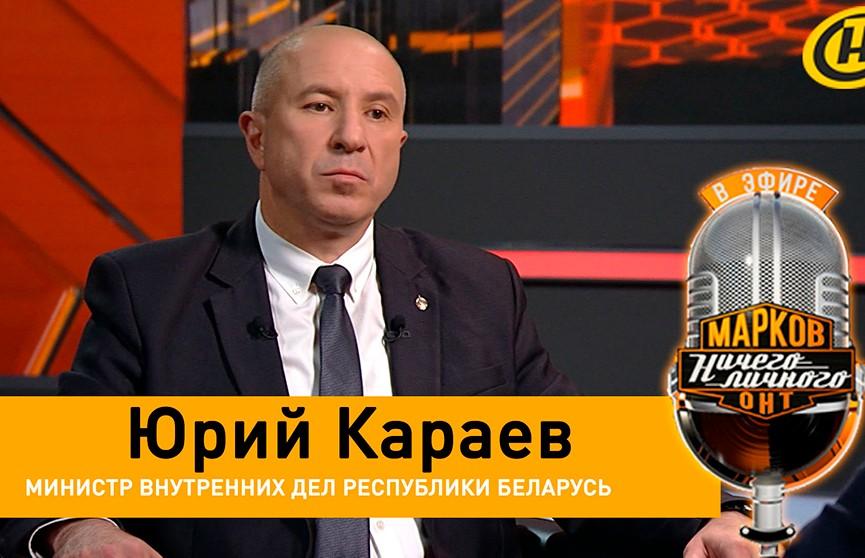 За трое суток на правоохранителей совершили 11 наездов – Караев