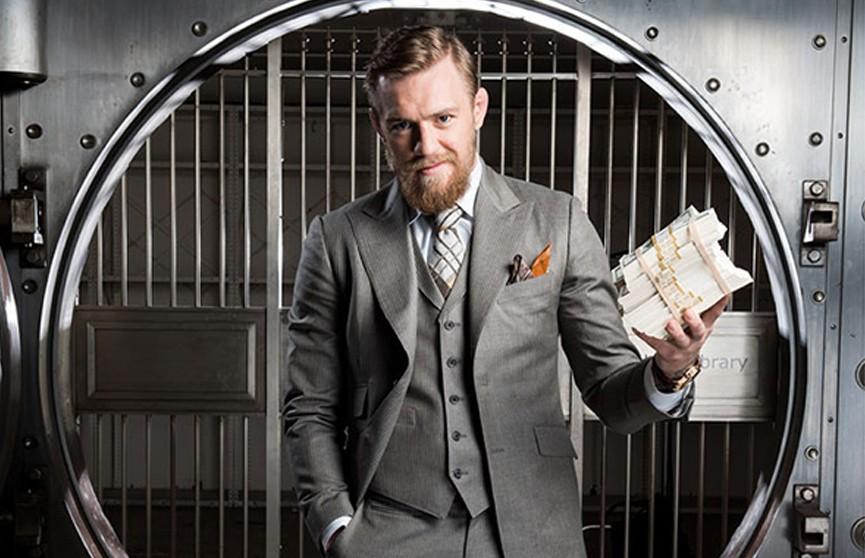 Конор Макгрегор обошел  в списке Forbes «Капитана Америки» Криса Эванса