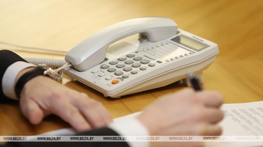 Головченко и Мишустин обсудили по телефону торгово-экономическое сотрудничество Беларуси и России