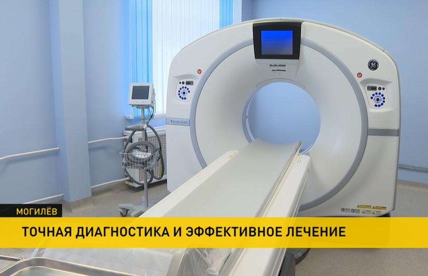 В Могилеве открыли современный кабинет КТ