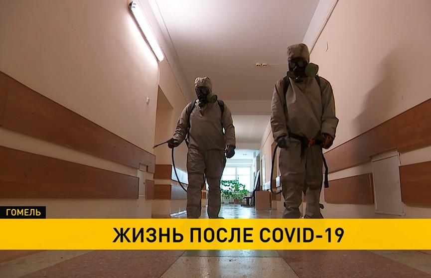 Белорусские больницы и поликлиники постепенно возвращаются к обычному режиму работу
