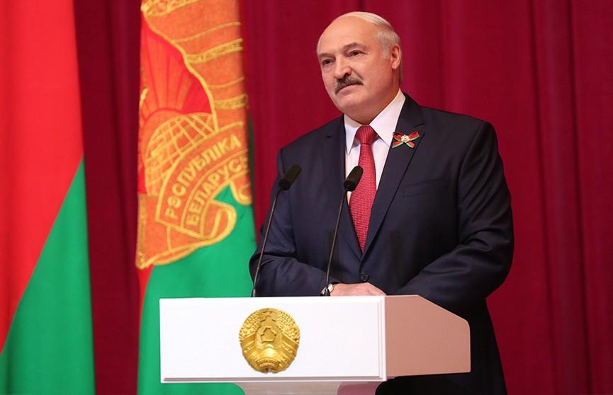 Лукашенко поддержал идею Зеленского провести переговоры с Путиным в Минске