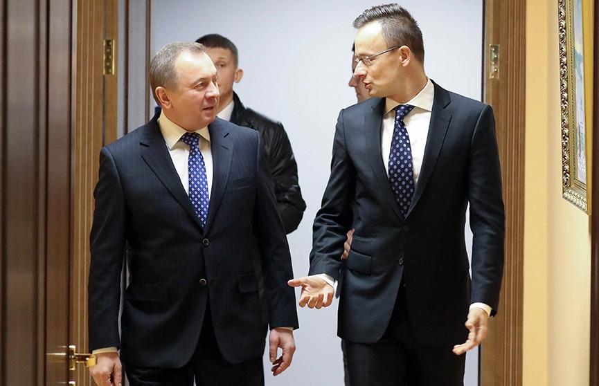 Владимир Макей: У Венгрии всегда был прагматичный подход в отношении Беларуси