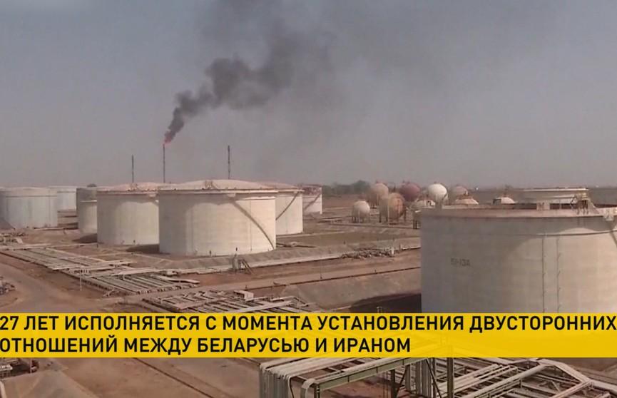 Тегеран может стать потенциальным партнером Минска в поставках нефти