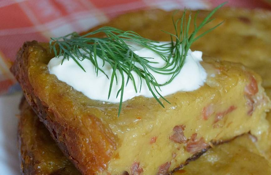 Картофельная бабка: как быстро приготовить традиционное и невероятно вкусное блюдо