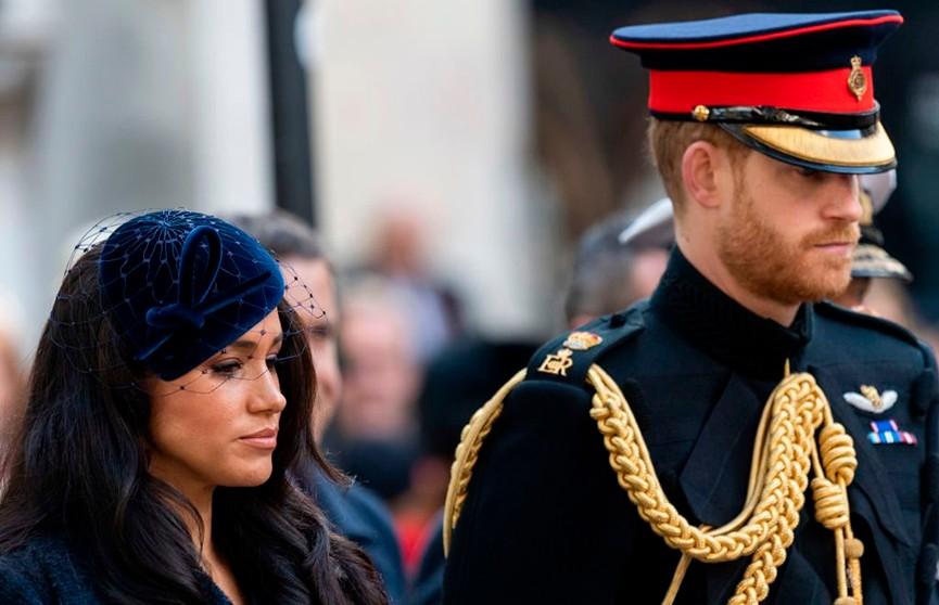 Меган Маркл поставила принца Гарри в постыдное положение своим поступком