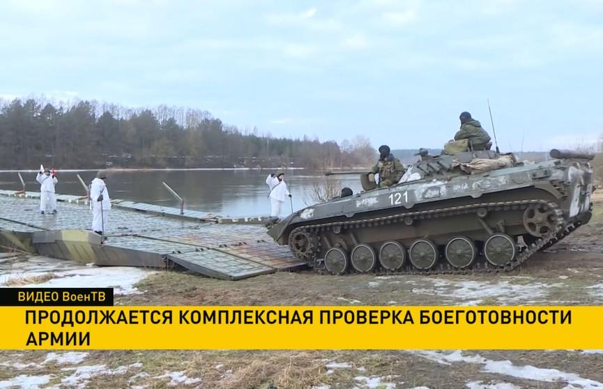 Подразделения артиллерийской бригады в Осиповичах пополнили военнообязанные