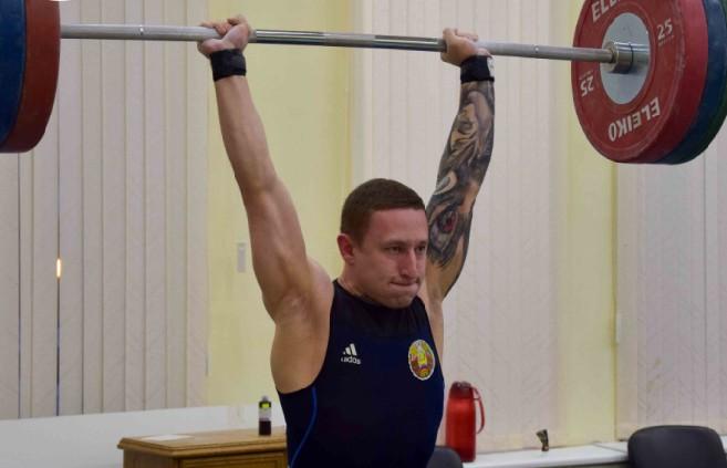 Геннадий Лаптев выиграл золото чемпионата Европы по тяжёлой атлетике