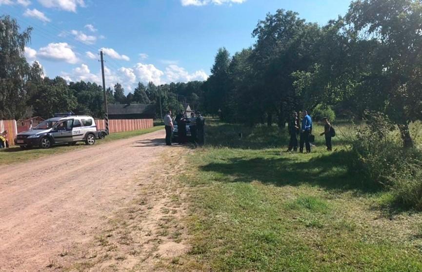 Дачник зарезал соседа, а потом попытался убить себя в Солигорском районе