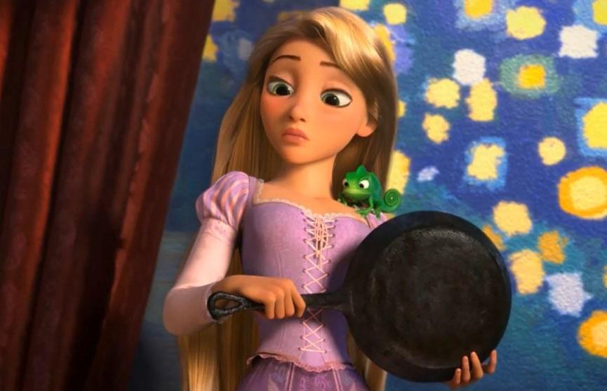 Disney планирует снять фильм про Рапунцель