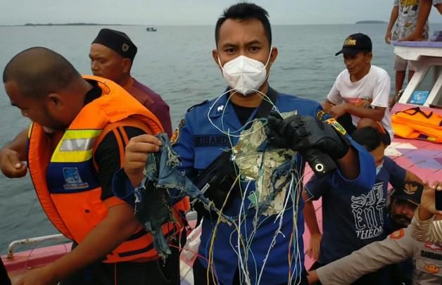 Пассажирский Boeing 737 разбился в Индонезии