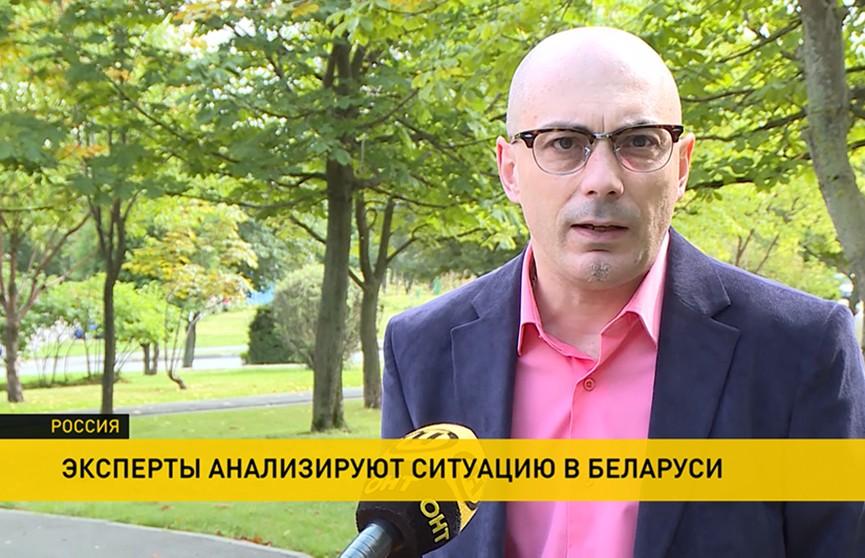 Эксперты считают, что сценарий цветных революций в Беларуси провалился