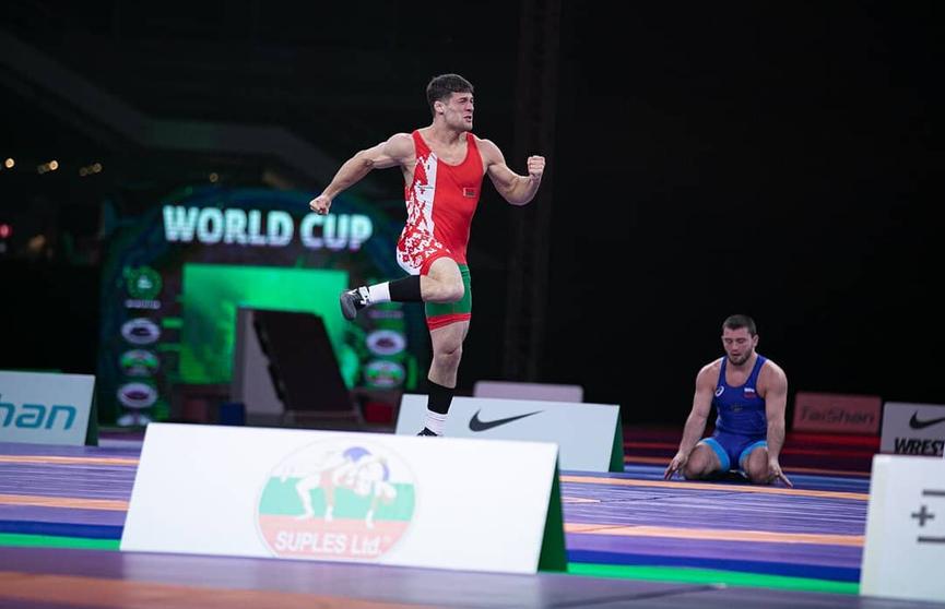 Кубок мира по борьбе завершился в Сербии. Белорусские спортсмены завоевали 10 медалей
