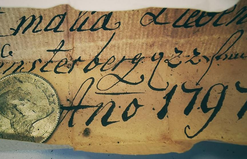 В Польше нашли старейшую «капсулу времени» в Европе с посланием из XVIII века