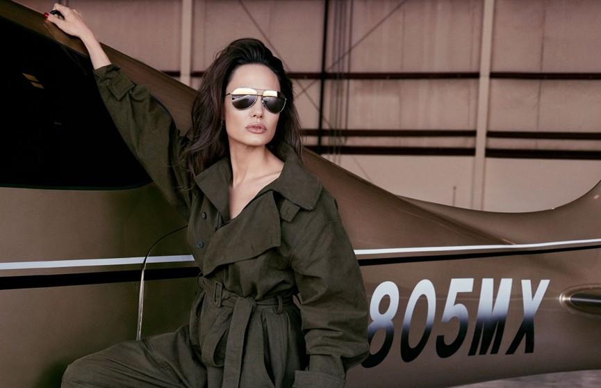 Анджелина Джоли: Миру нужно больше злых женщин