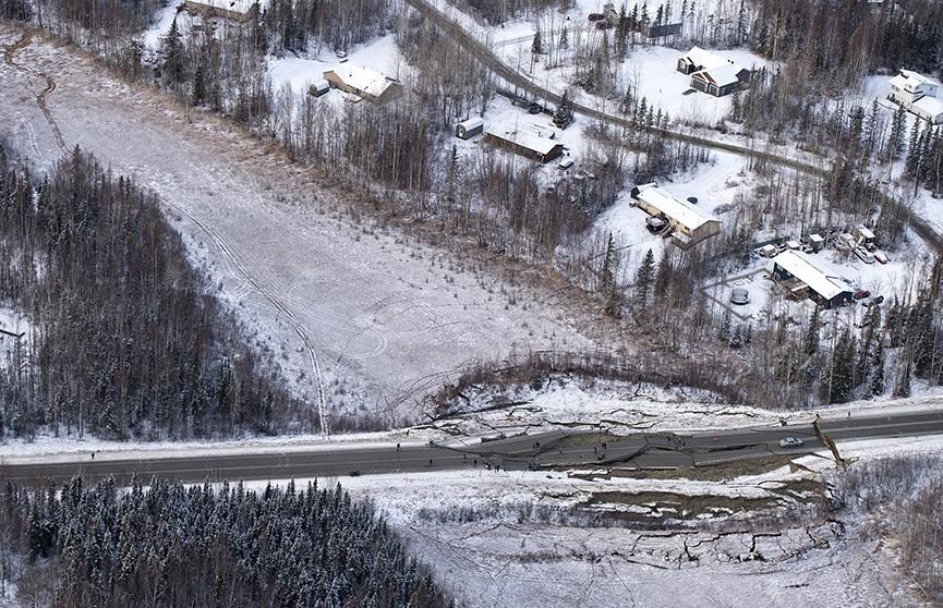 Чрезвычайное положение объявлено на Аляске