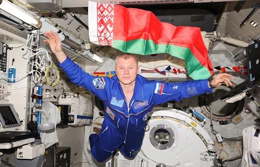 Уроженец Беларуси Олег Новицкий отправится на МКС в апреле будущего года.